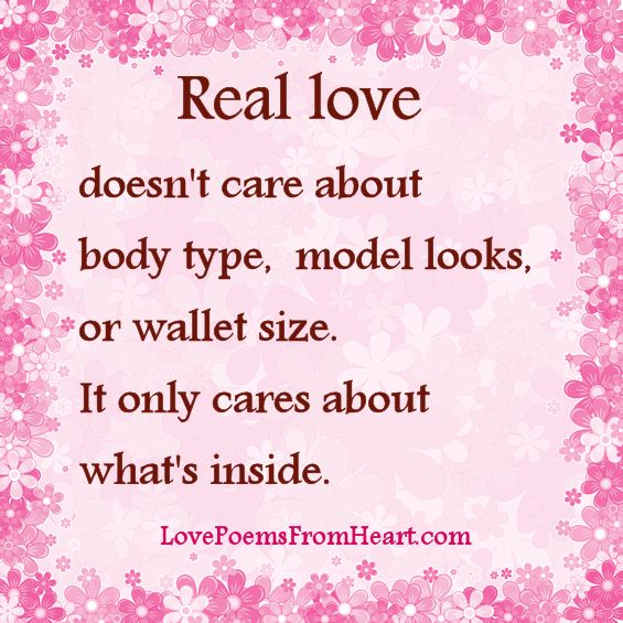 A Real Love Quotes : real love quote